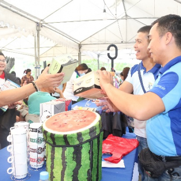 Koop King MPC participated in ACDI MPC Patronage Refund Distribution of CJVAB, Fort Boni and GHQ Branches